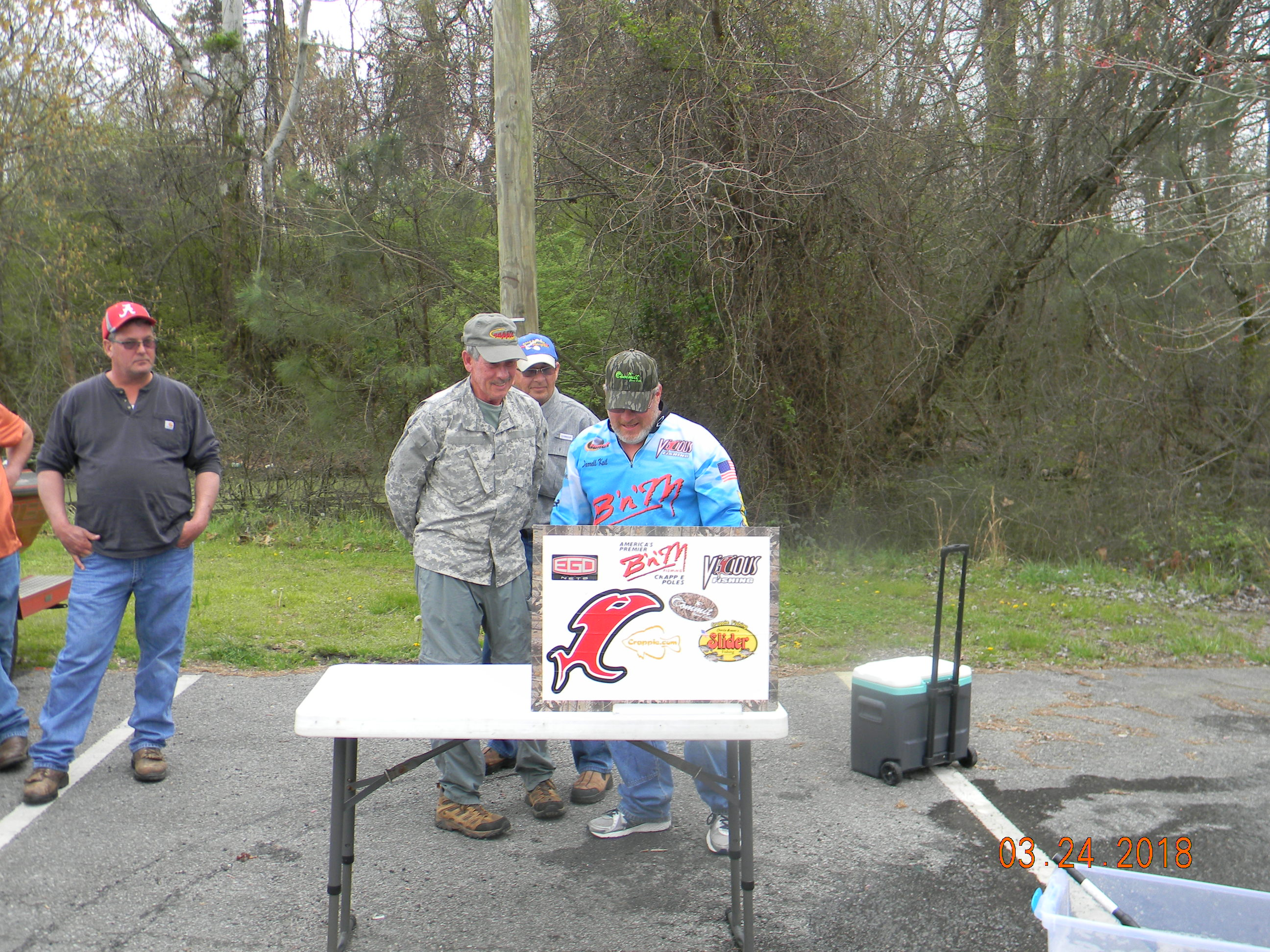 SHOALS AREA CRAPPIE ASSOCIATION